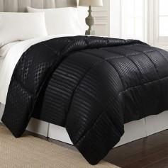 Couette Soft Luxe Noire