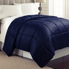 Couette Soft Luxe Bleue