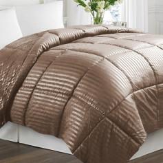 Couette Soft Luxe Chocolat Linge de maison 21,72 €