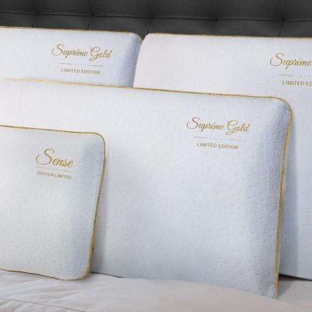 Oreiller Confort Gold OREILLER & TRAVERSIN 16,00 €