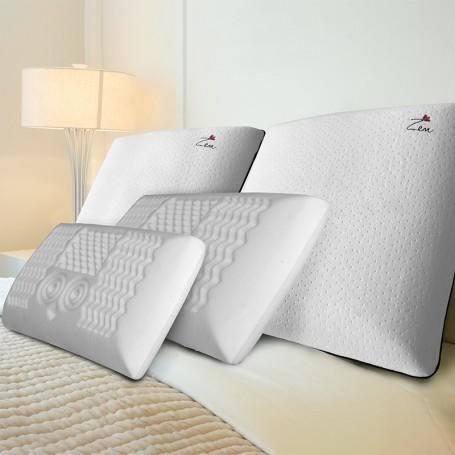 Oreiller Confort+ Zen OREILLER & TRAVERSIN 28,00 €