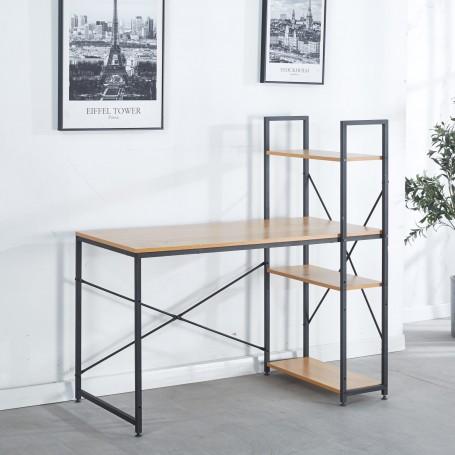 Bureau avec étagères Sheffield Tables & Bureaux 79,00 €
