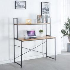 Bureau avec étagère York Tables & Bureaux 79,00 €