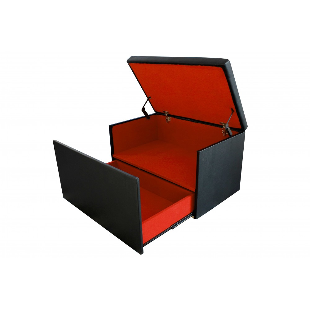 coffre de rangement shoes box outlet sofareva. Black Bedroom Furniture Sets. Home Design Ideas