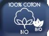 100% Coton Bio
