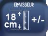 Epaisseur 18